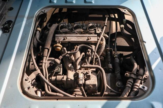 ターボエンジン