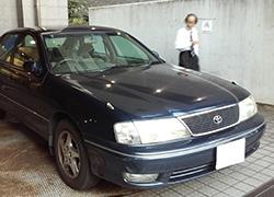 トヨタ アバロン