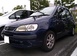 トヨタ カローラスパシオ